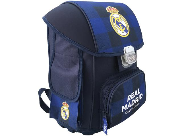 Real Madrid kockás anatómiai iskolatáska 10b55ecbc0