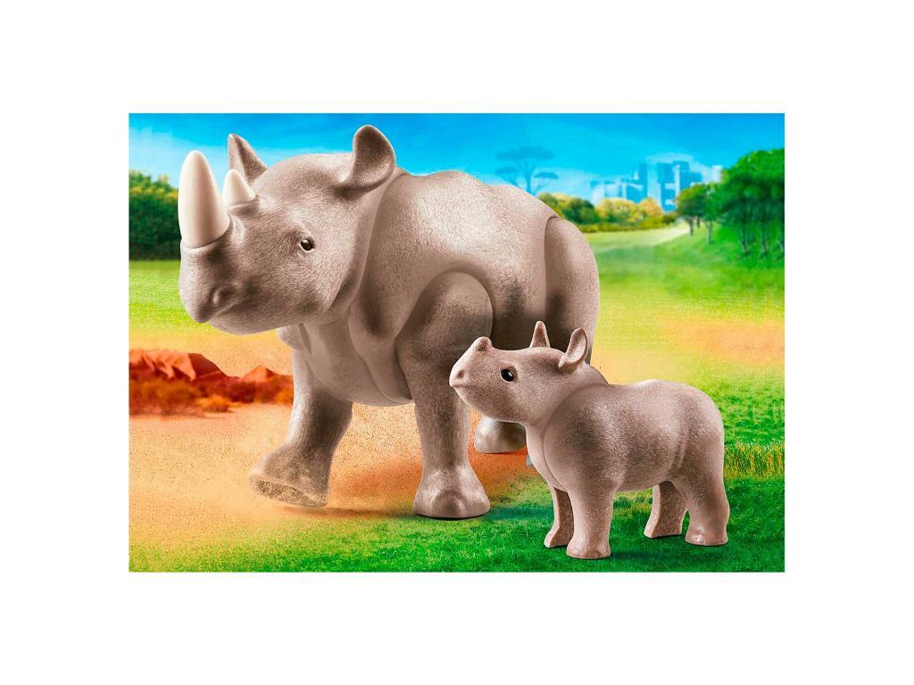 Baba orrszarvú az állatkert új sztárja | TEOL