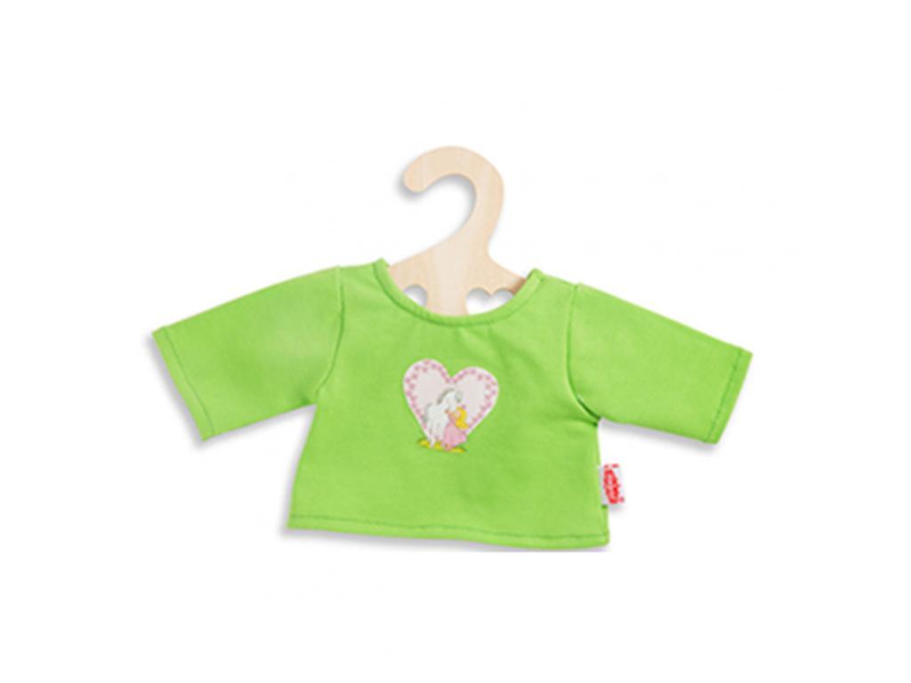 Játékbaba póló zöld 33f4ef65a9