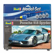 Revell Model Kit-Porsche 918 Spyder/de