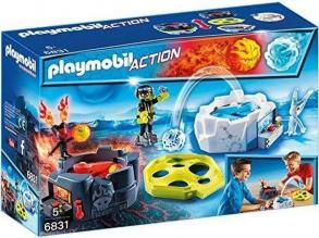 Fire & Ice Action Game Tűz és jég 6831 - Playmobil